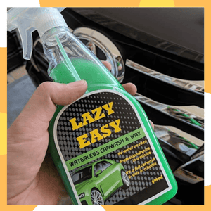 PanalongShopper.com Lazy Easy - Waterless Carwash & Wax