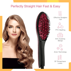 PanalongShopper.com 2-in-1 Simply Straight Brush