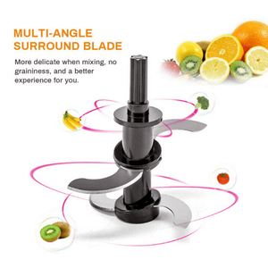 PanalongShopper.com Spin N Slice - Food Cutter