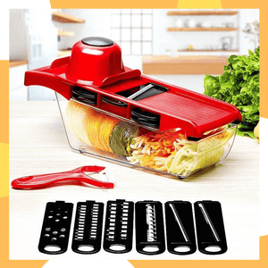 PanalongShopper.com 6-in-1 Veggie Slicer