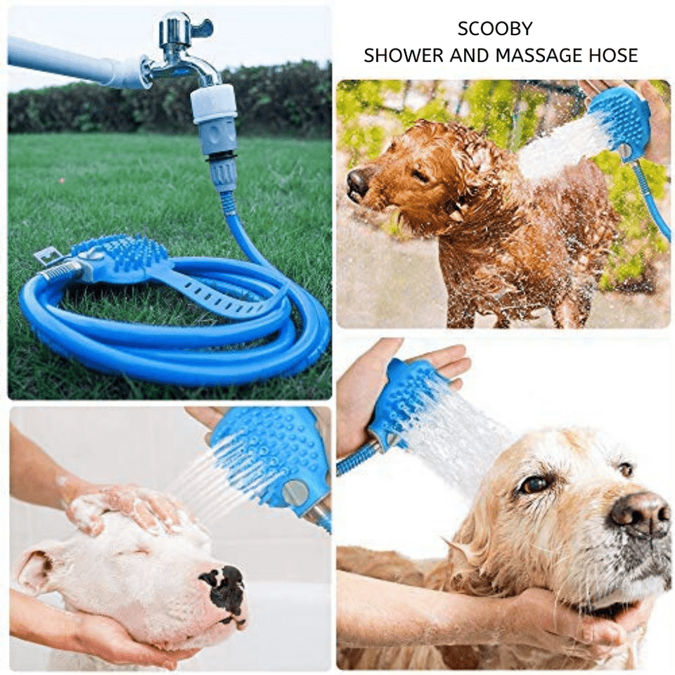 PanalongShopper.com Scooby's Hose: Massage And Wash