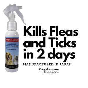 PanalongShopper.com Tick Away: Anti Flea and Tick Spray
