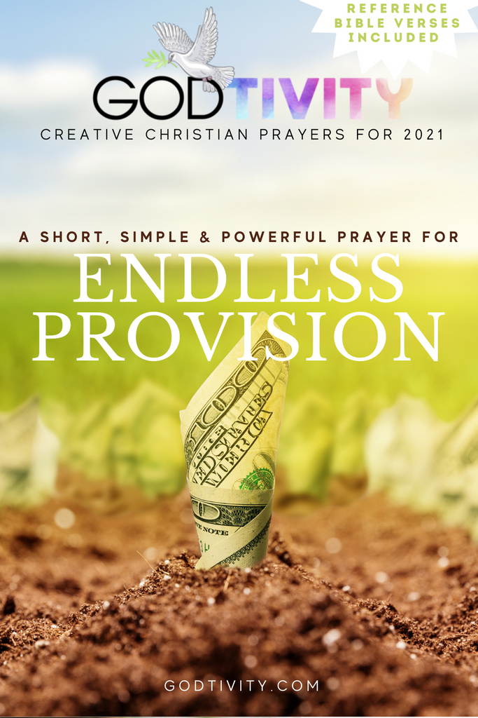 A Prayer For Endless Provision