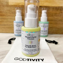 Biblical Tinctures For Beauty, Mental Clarity, Rest And the Wellbeing