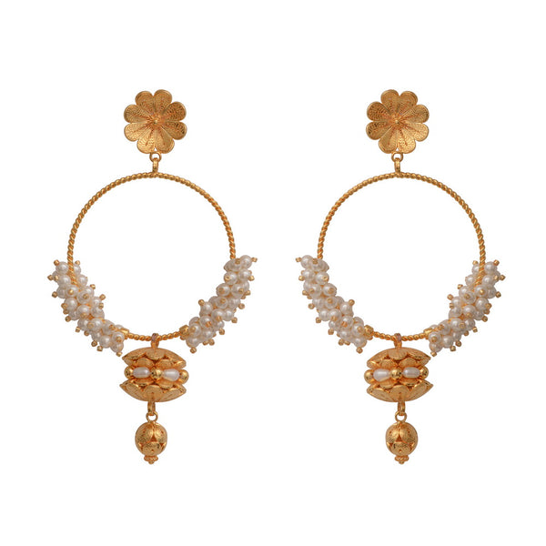 'Diosa' Pearl Earrings (PRE-ORDER ONLY)