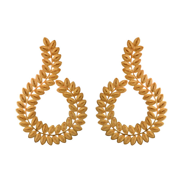 Big 'Sea Horse' Earrings (PRE-ORDER ONLY)