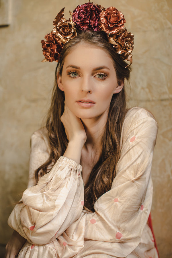 Frida Headpiece - My Paloma