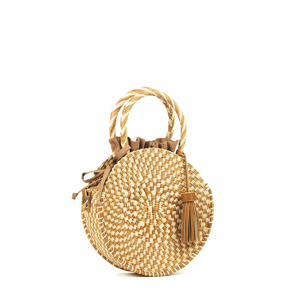 Iris Basket bag Coco Mix