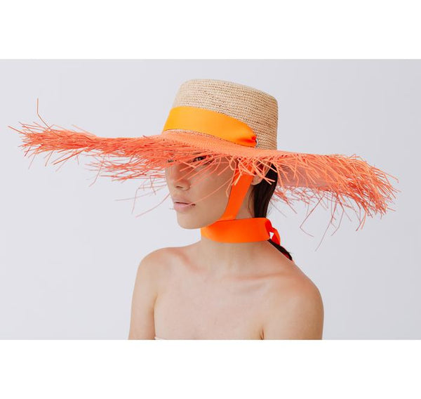Hippie Hat with long brim (Pre-order for Mid May 21)
