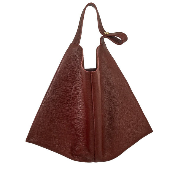 Maroon 'Sailing' Bag - My Paloma