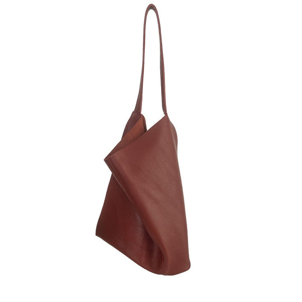 Maroon 'Sailing' Bag