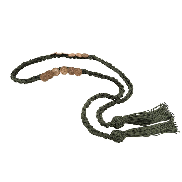 Latigo belt/necklace