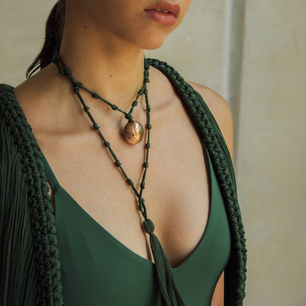 Double Layered Necklace - My Paloma