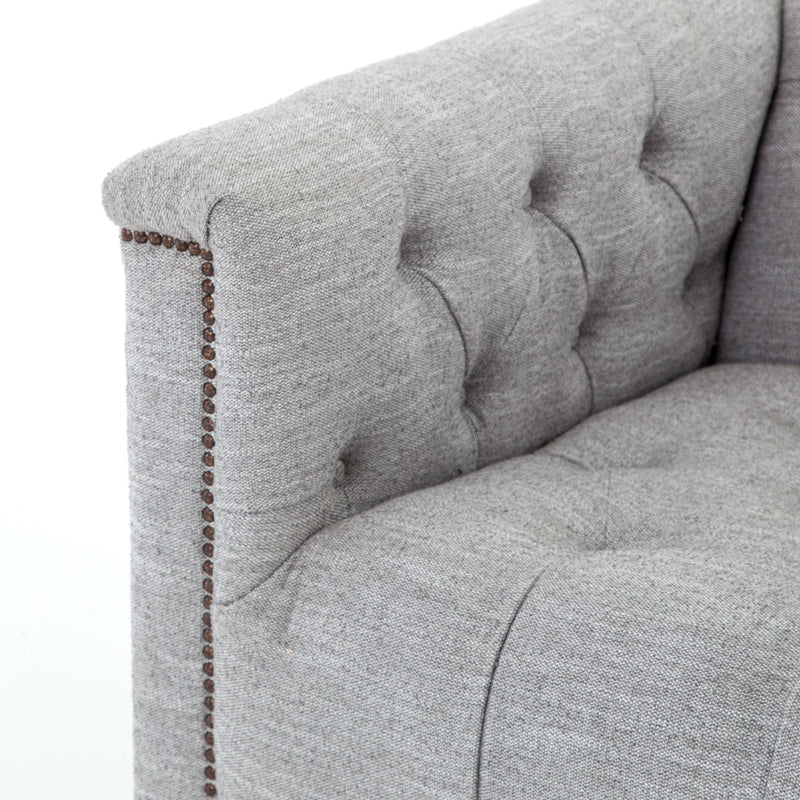 MALLORY SWIVEL OCCASIONAL CHAIR