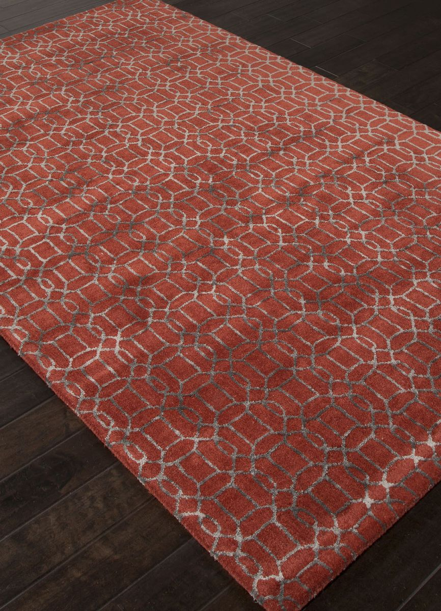BAROQUE RED-Rug Sale-Bridget's Room