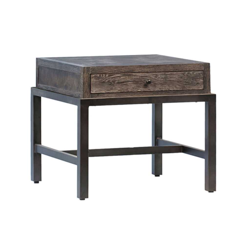 BRANDY END TABLE-End Tables-Bridget's Room
