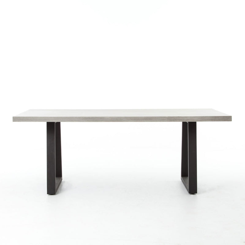 "CALI DINING TABLE 79""-Dining Tables-Bridget's Room"