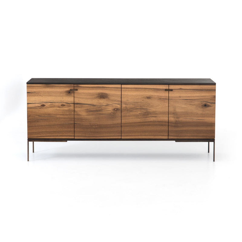 CRUZ NATURAL SIDEBOARD-Console Tables & Sideboards-Bridget's Room