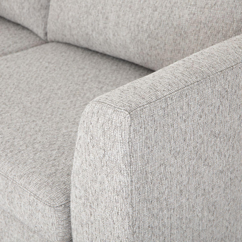 "HARBOR ON FOG SOFA 87""-Sofas-Bridget's Room"