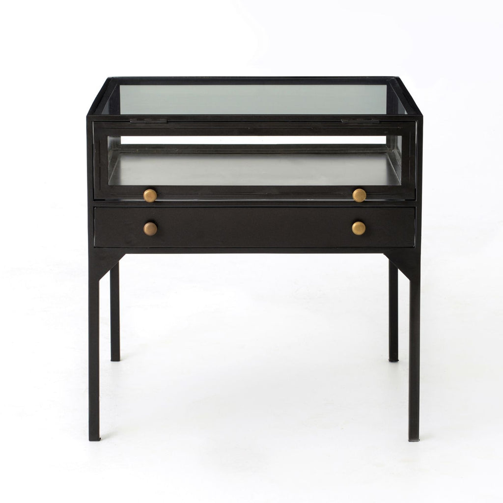 HODO NIGHTSTAND-Nightstands-Bridget's Room