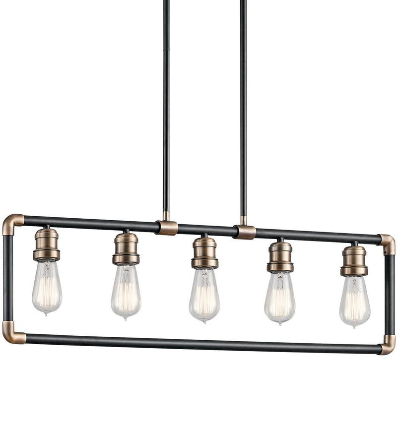IVAN LINEAR PENDANT- FLOOR MODEL-Lighting Sale-Bridget's Room