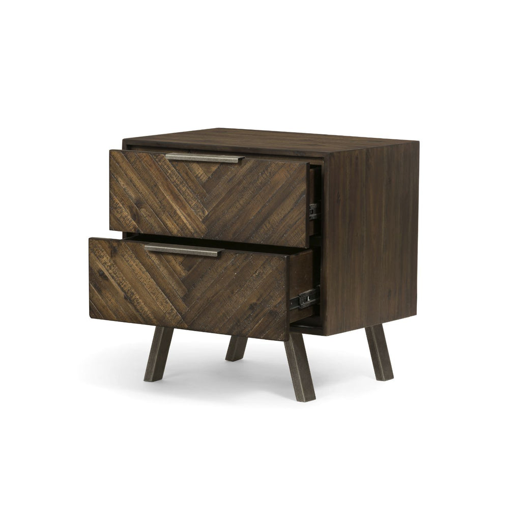 LORRAINE NIGHTSTAND-Nightstands-Bridget's Room