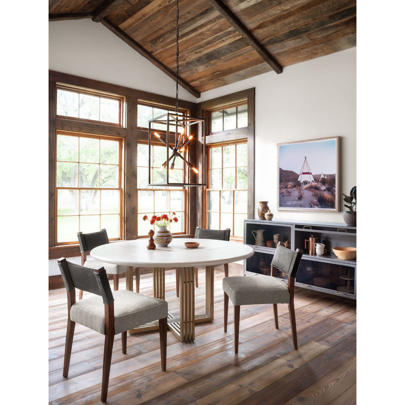 MYLAN DINING TABLE-Dining Tables-Bridget's Room