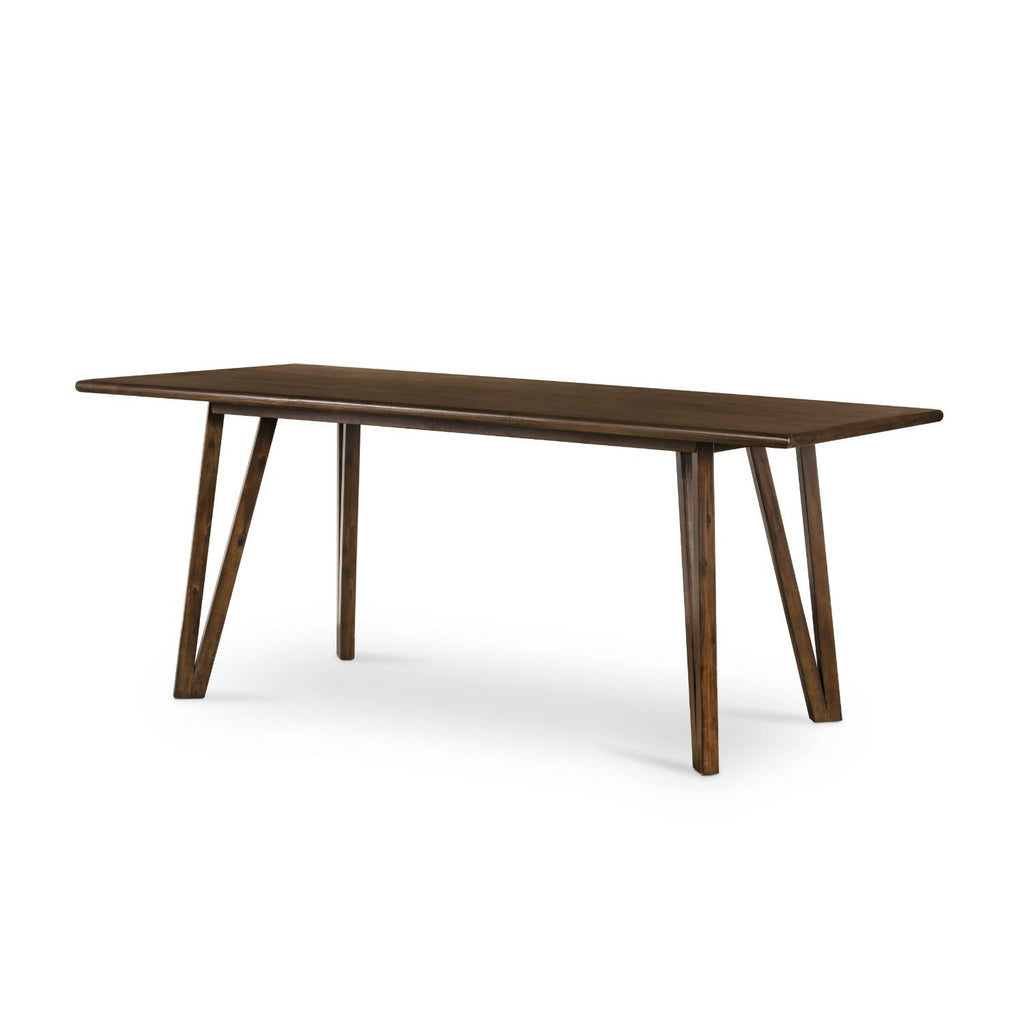 "REBECCA DINING TABLE 78""-Dining Tables-Bridget's Room"