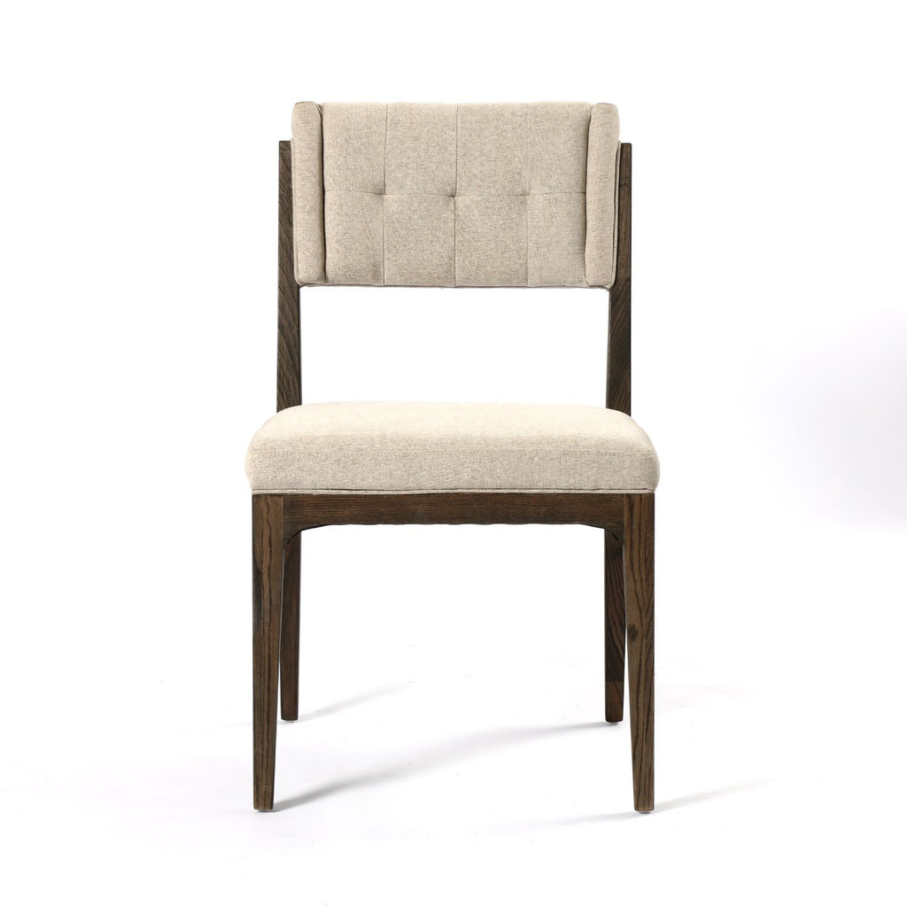 REECE STONE DINING CHAIR-Dining Chairs-Bridget's Room