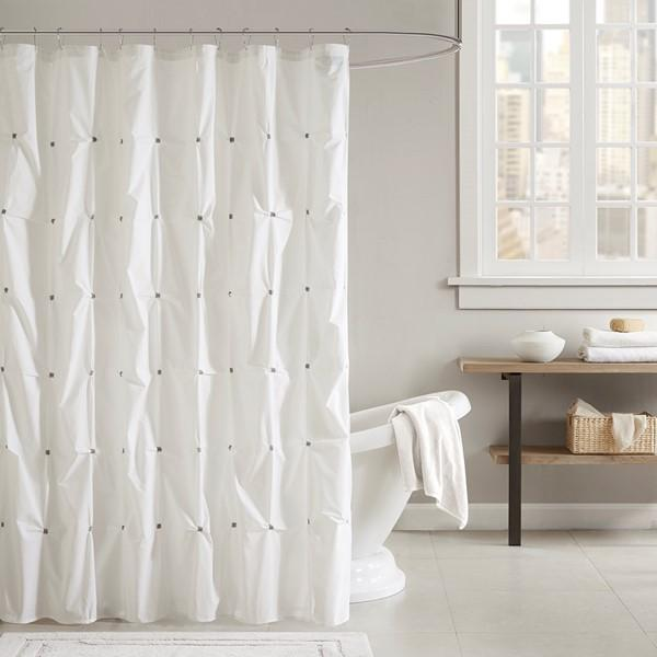 SPA DAYZ SHOWER CURTAIN-Bath-Bridget's Room