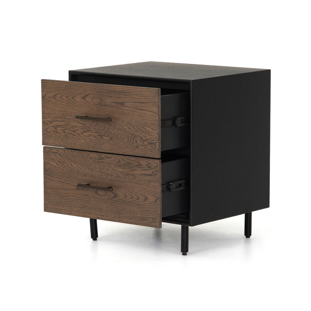 VICTOR NIGHTSTAND-Nightstands-Bridget's Room