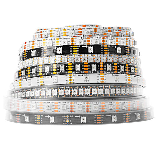 SK9822 Led Pixel Strip DATA and CLOCK DC5V