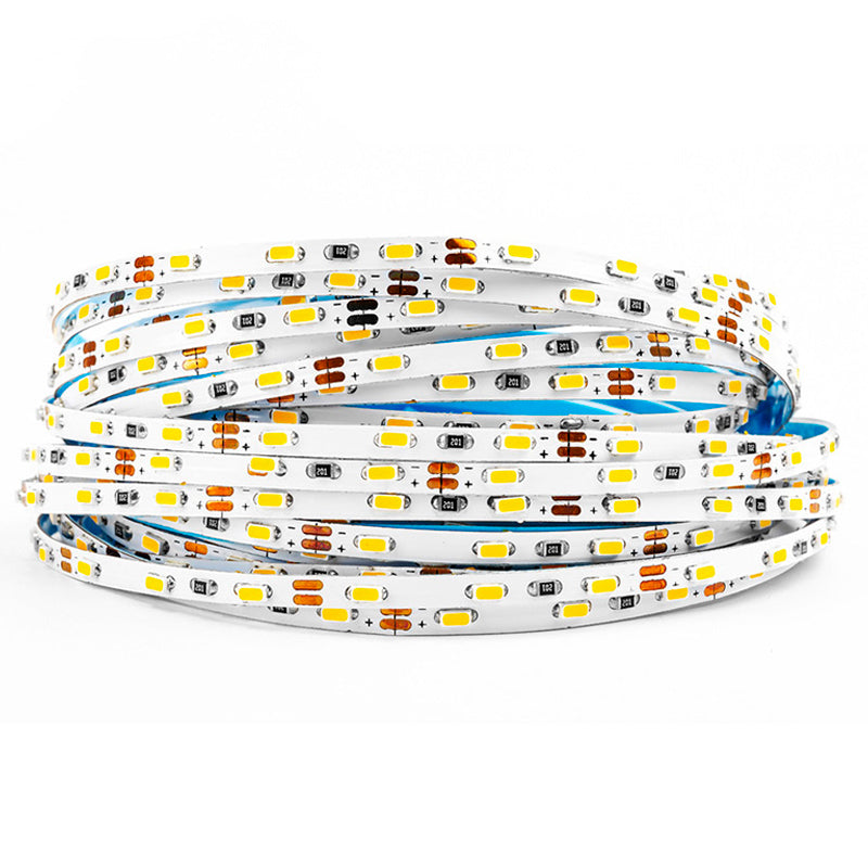 SMD 3014 LED Strip 5m 3/5/8mm Width LED/meter DC12V