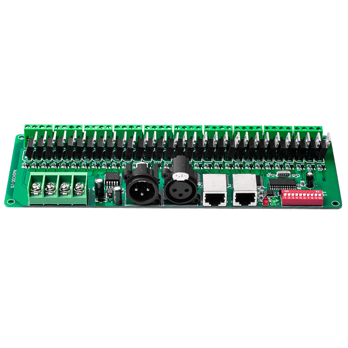 30 channel DMX LED Controller DC9V-24V