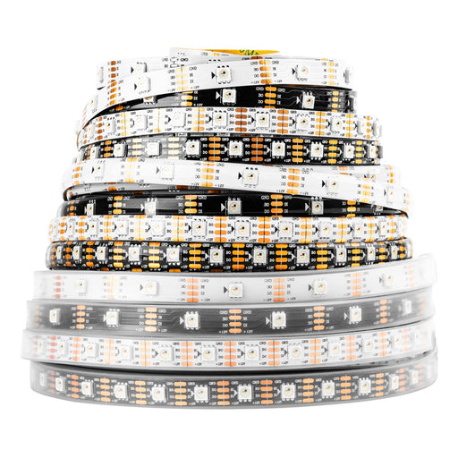 WS2815 DC12V LED Pixels Strip Light  Dual-Signal