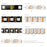 WS2812B Led Pixel Strip 30/60/74/96/100/144 pixels/leds/m