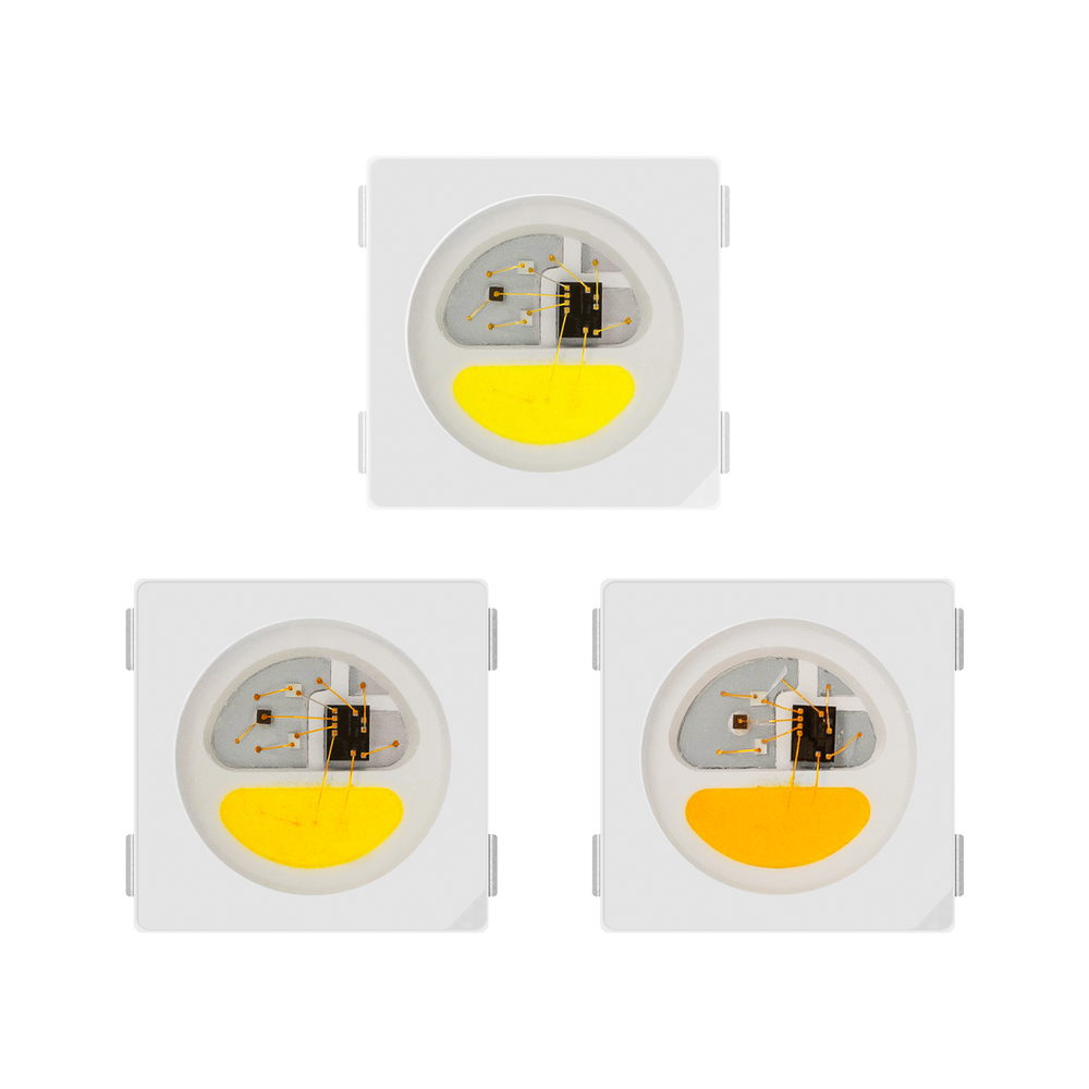 SK6812 RGBW (Nature/Warm/White) LED Chip 5050 SMD