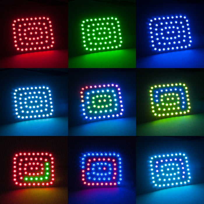 WS2812B 62 LEDs Full Dream Color DC5V