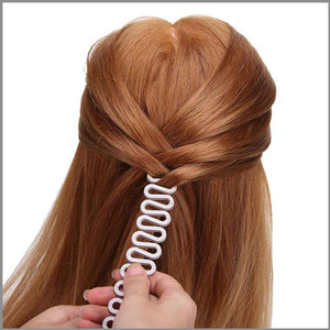 4Pcs Magic Hair Braiding Tool Kit - 50% OFF