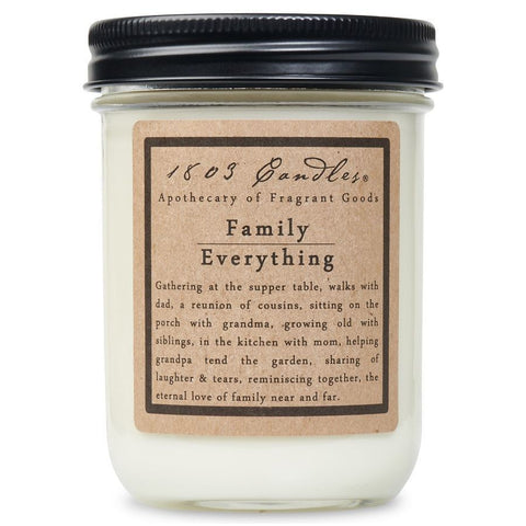 1803 Candles (multiple scents)