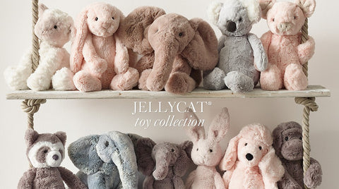 All JellyCat Stuffed Animals