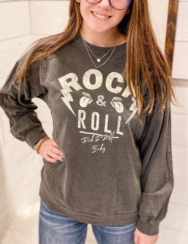Rock and Roll Sweater
