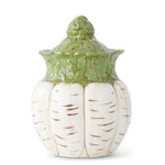 White Carrot Cookie Jar