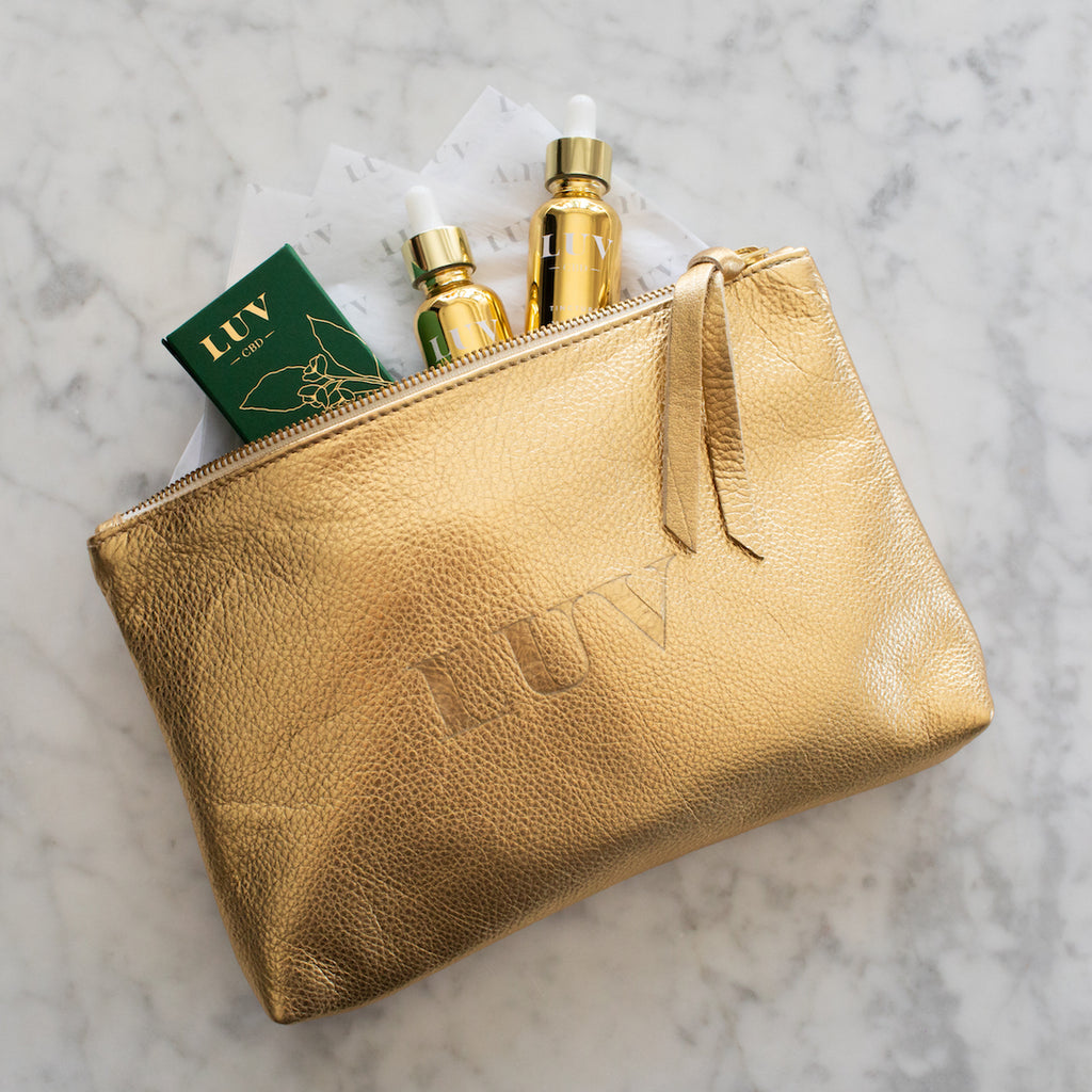 FRIDAY FAVORITES: MAKE-UP BAGS