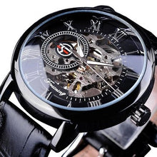 Exposed Gear Skeleton Watch