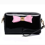 Sweet Bow Cosmetic Bag