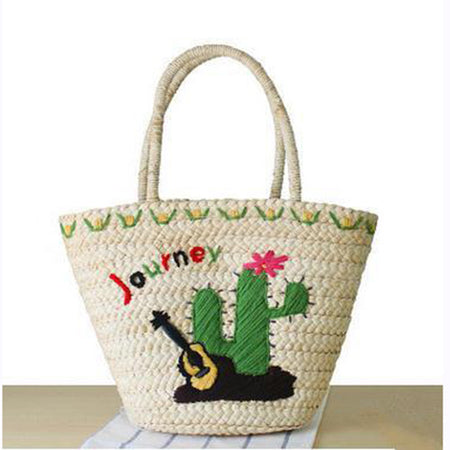 Tropicana Journey Beach Bag