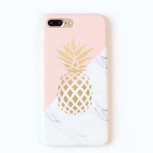 Pineapple Gold Phone Case