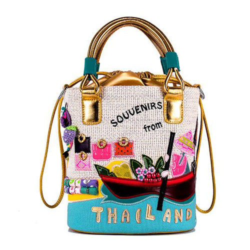 Memento Bucket Bag