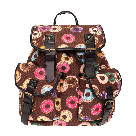 Frosting Donuts Backpack